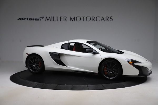 Used 2016 McLaren 650S Spider for sale Sold at Rolls-Royce Motor Cars Greenwich in Greenwich CT 06830 25
