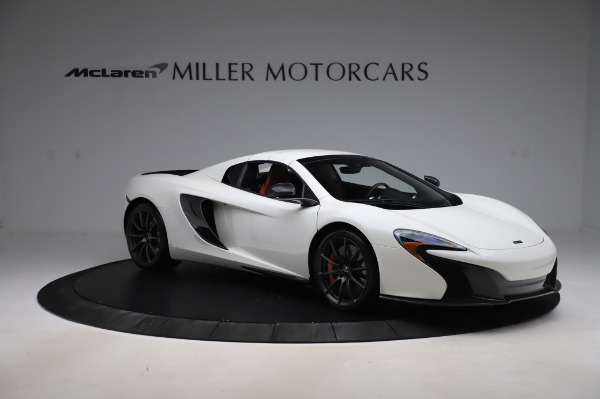 Used 2016 McLaren 650S Spider for sale $159,900 at Rolls-Royce Motor Cars Greenwich in Greenwich CT 06830 26