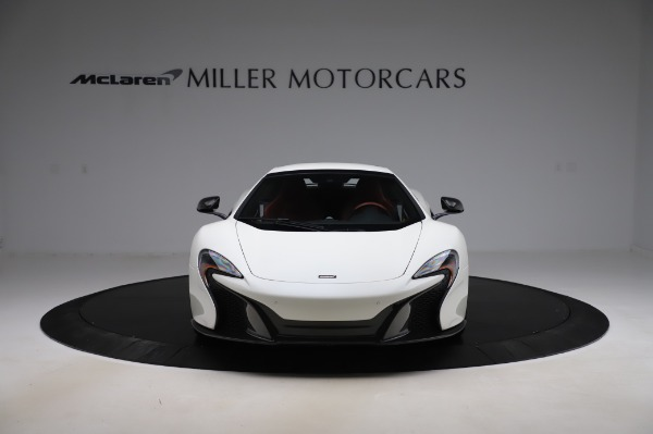 Used 2016 McLaren 650S Spider for sale $159,900 at Rolls-Royce Motor Cars Greenwich in Greenwich CT 06830 27