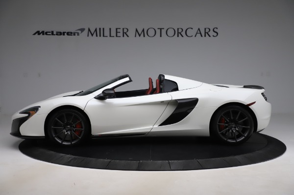Used 2016 McLaren 650S Spider for sale $159,900 at Rolls-Royce Motor Cars Greenwich in Greenwich CT 06830 3