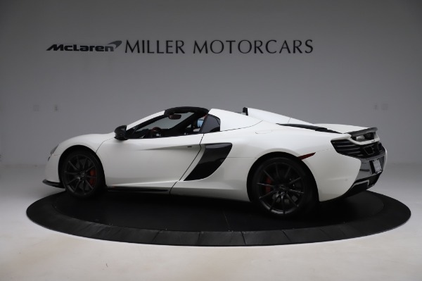 Used 2016 McLaren 650S Spider for sale $159,900 at Rolls-Royce Motor Cars Greenwich in Greenwich CT 06830 4