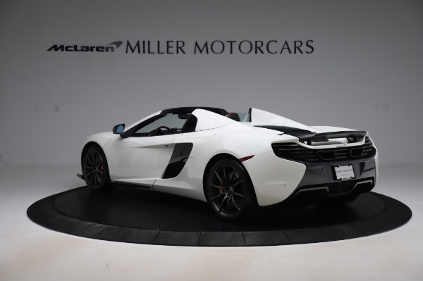Used 2016 McLaren 650S Spider for sale $159,900 at Rolls-Royce Motor Cars Greenwich in Greenwich CT 06830 5