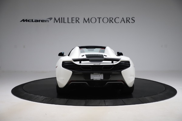 Used 2016 McLaren 650S Spider for sale $159,900 at Rolls-Royce Motor Cars Greenwich in Greenwich CT 06830 6