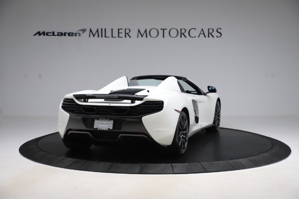 Used 2016 McLaren 650S Spider for sale Sold at Rolls-Royce Motor Cars Greenwich in Greenwich CT 06830 7