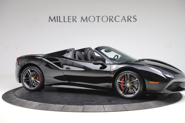 Used 2018 Ferrari 488 Spider for sale $289,900 at Rolls-Royce Motor Cars Greenwich in Greenwich CT 06830 10