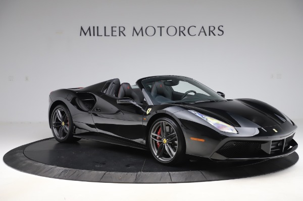 Used 2018 Ferrari 488 Spider for sale $289,900 at Rolls-Royce Motor Cars Greenwich in Greenwich CT 06830 11