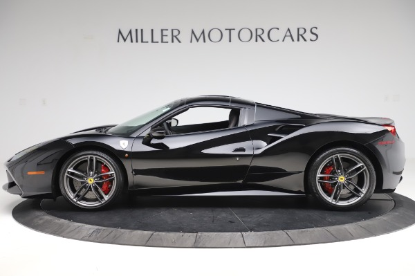 Used 2018 Ferrari 488 Spider for sale $289,900 at Rolls-Royce Motor Cars Greenwich in Greenwich CT 06830 15