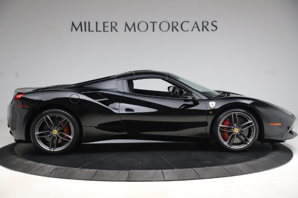 Used 2018 Ferrari 488 Spider for sale $289,900 at Rolls-Royce Motor Cars Greenwich in Greenwich CT 06830 16