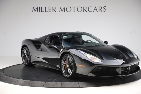 Used 2018 Ferrari 488 Spider for sale $289,900 at Rolls-Royce Motor Cars Greenwich in Greenwich CT 06830 18