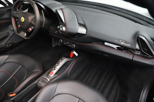 Used 2018 Ferrari 488 Spider for sale $289,900 at Rolls-Royce Motor Cars Greenwich in Greenwich CT 06830 28