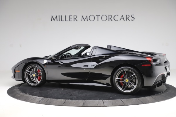 Used 2018 Ferrari 488 Spider for sale $289,900 at Rolls-Royce Motor Cars Greenwich in Greenwich CT 06830 4