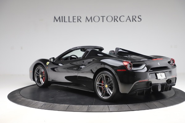 Used 2018 Ferrari 488 Spider for sale $289,900 at Rolls-Royce Motor Cars Greenwich in Greenwich CT 06830 5