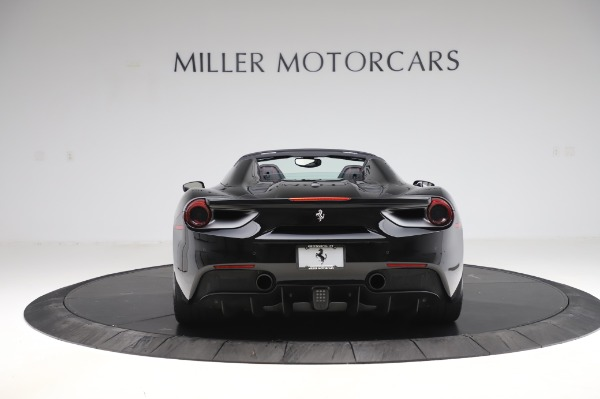 Used 2018 Ferrari 488 Spider for sale $289,900 at Rolls-Royce Motor Cars Greenwich in Greenwich CT 06830 6