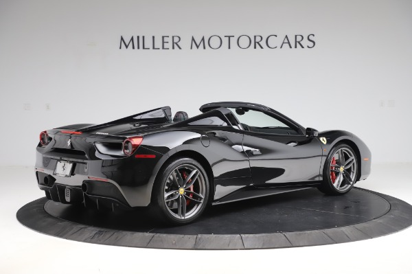 Used 2018 Ferrari 488 Spider for sale $289,900 at Rolls-Royce Motor Cars Greenwich in Greenwich CT 06830 8