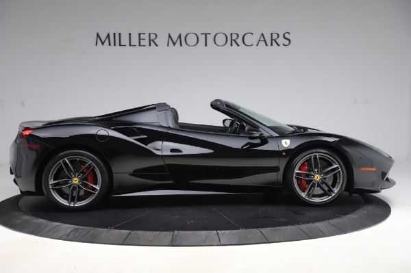 Used 2018 Ferrari 488 Spider for sale $289,900 at Rolls-Royce Motor Cars Greenwich in Greenwich CT 06830 9