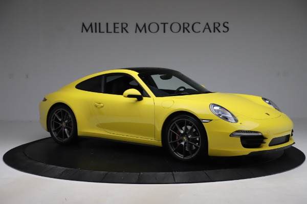 Used 2013 Porsche 911 Carrera 4S for sale $74,900 at Rolls-Royce Motor Cars Greenwich in Greenwich CT 06830 10