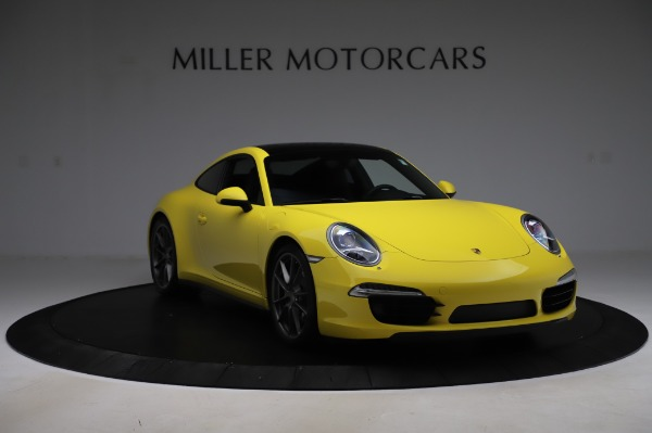 Used 2013 Porsche 911 Carrera 4S for sale $74,900 at Rolls-Royce Motor Cars Greenwich in Greenwich CT 06830 11