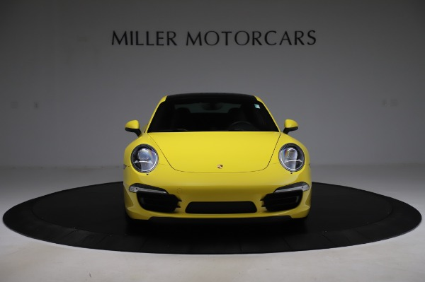 Used 2013 Porsche 911 Carrera 4S for sale $74,900 at Rolls-Royce Motor Cars Greenwich in Greenwich CT 06830 12