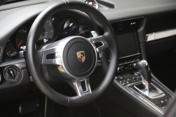 Used 2013 Porsche 911 Carrera 4S for sale $74,900 at Rolls-Royce Motor Cars Greenwich in Greenwich CT 06830 18