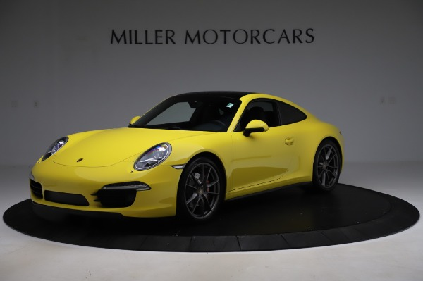 Used 2013 Porsche 911 Carrera 4S for sale $74,900 at Rolls-Royce Motor Cars Greenwich in Greenwich CT 06830 2