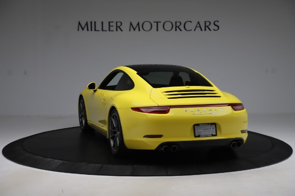 Used 2013 Porsche 911 Carrera 4S for sale $74,900 at Rolls-Royce Motor Cars Greenwich in Greenwich CT 06830 5