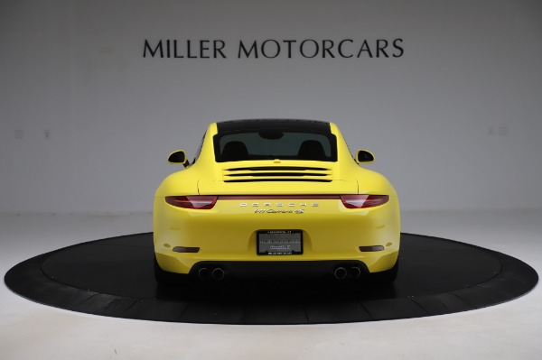 Used 2013 Porsche 911 Carrera 4S for sale $74,900 at Rolls-Royce Motor Cars Greenwich in Greenwich CT 06830 6