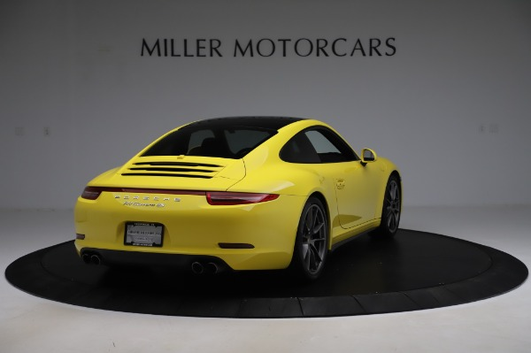 Used 2013 Porsche 911 Carrera 4S for sale $74,900 at Rolls-Royce Motor Cars Greenwich in Greenwich CT 06830 7