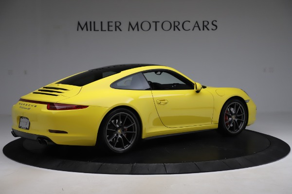 Used 2013 Porsche 911 Carrera 4S for sale $74,900 at Rolls-Royce Motor Cars Greenwich in Greenwich CT 06830 8