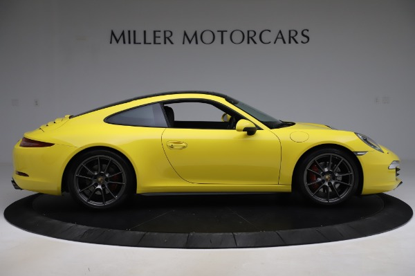 Used 2013 Porsche 911 Carrera 4S for sale $74,900 at Rolls-Royce Motor Cars Greenwich in Greenwich CT 06830 9