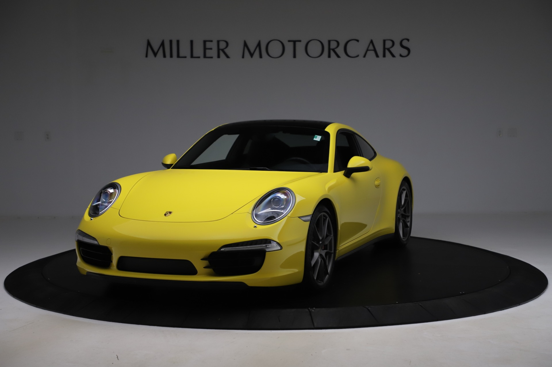 Used 2013 Porsche 911 Carrera 4S for sale $74,900 at Rolls-Royce Motor Cars Greenwich in Greenwich CT 06830 1