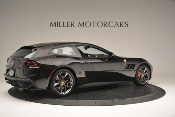 Used 2018 Ferrari GTC4Lusso T for sale $195,900 at Rolls-Royce Motor Cars Greenwich in Greenwich CT 06830 8