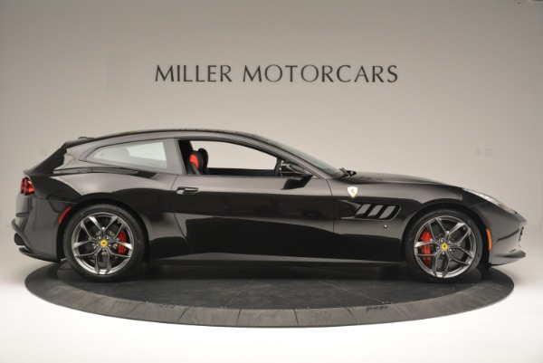 Used 2018 Ferrari GTC4Lusso T for sale $195,900 at Rolls-Royce Motor Cars Greenwich in Greenwich CT 06830 9