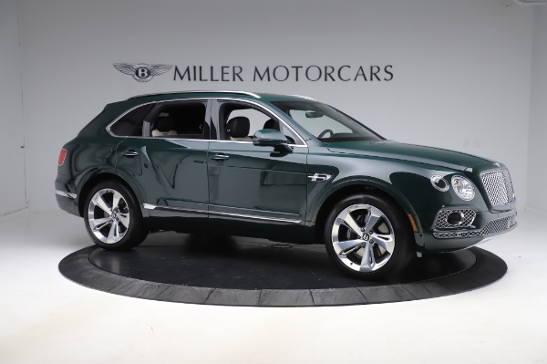 Used 2020 Bentley Bentayga V8 for sale $189,900 at Rolls-Royce Motor Cars Greenwich in Greenwich CT 06830 10