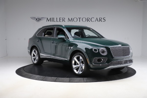 Used 2020 Bentley Bentayga V8 for sale $189,900 at Rolls-Royce Motor Cars Greenwich in Greenwich CT 06830 11