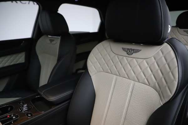 Used 2020 Bentley Bentayga V8 for sale $189,900 at Rolls-Royce Motor Cars Greenwich in Greenwich CT 06830 19