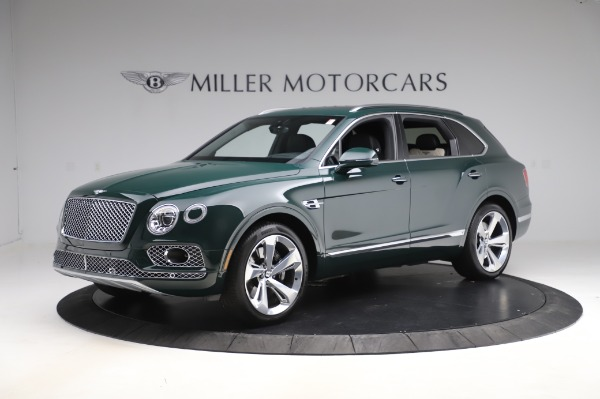 New 2020 Bentley Bentayga V8 for sale $189,900 at Rolls-Royce Motor Cars Greenwich in Greenwich CT 06830 2