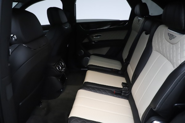 Used 2020 Bentley Bentayga V8 for sale $189,900 at Rolls-Royce Motor Cars Greenwich in Greenwich CT 06830 20