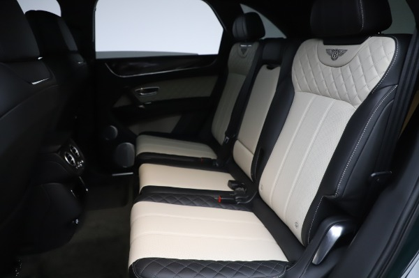 Used 2020 Bentley Bentayga V8 for sale $189,900 at Rolls-Royce Motor Cars Greenwich in Greenwich CT 06830 21