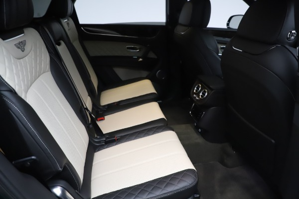 Used 2020 Bentley Bentayga V8 for sale $189,900 at Rolls-Royce Motor Cars Greenwich in Greenwich CT 06830 24