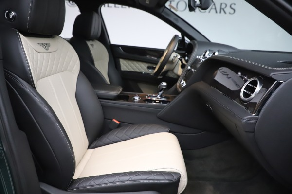 Used 2020 Bentley Bentayga V8 for sale $189,900 at Rolls-Royce Motor Cars Greenwich in Greenwich CT 06830 28