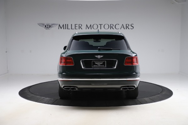 Used 2020 Bentley Bentayga V8 for sale $189,900 at Rolls-Royce Motor Cars Greenwich in Greenwich CT 06830 6