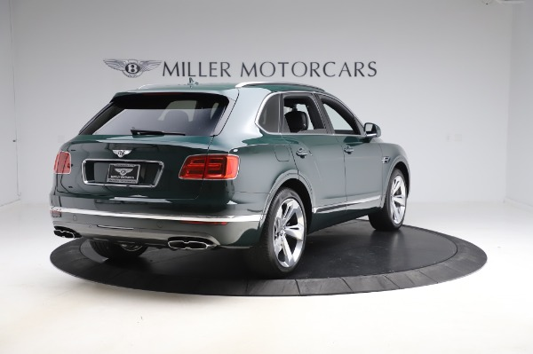 New 2020 Bentley Bentayga V8 for sale $189,900 at Rolls-Royce Motor Cars Greenwich in Greenwich CT 06830 7
