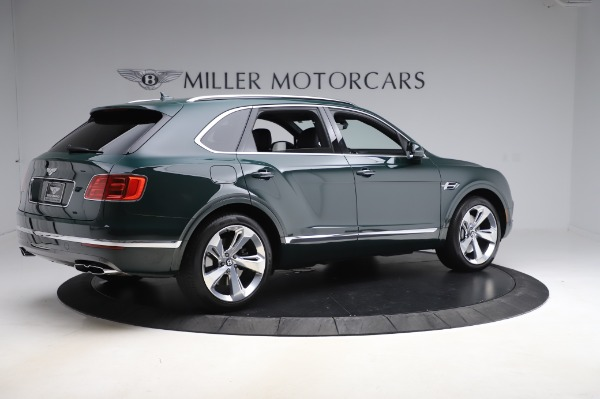 Used 2020 Bentley Bentayga V8 for sale $189,900 at Rolls-Royce Motor Cars Greenwich in Greenwich CT 06830 8