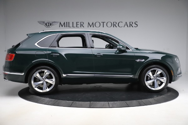 New 2020 Bentley Bentayga V8 for sale $189,900 at Rolls-Royce Motor Cars Greenwich in Greenwich CT 06830 9