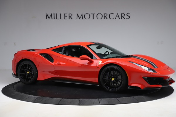 Used 2020 Ferrari 488 Pista for sale $439,900 at Rolls-Royce Motor Cars Greenwich in Greenwich CT 06830 10