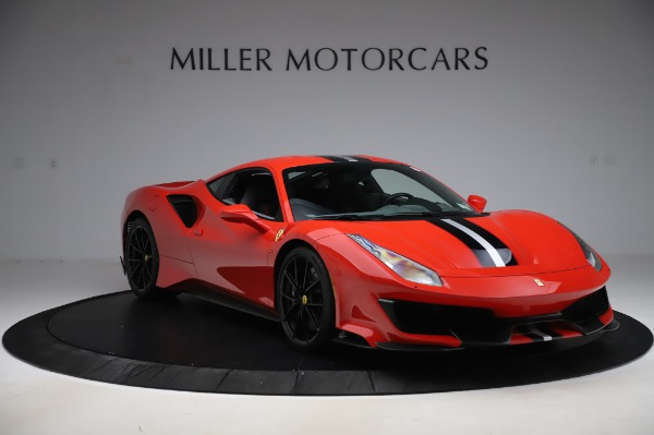 Used 2020 Ferrari 488 Pista for sale $439,900 at Rolls-Royce Motor Cars Greenwich in Greenwich CT 06830 11