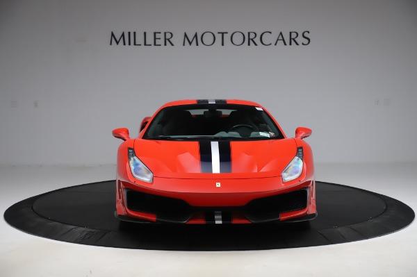 Used 2020 Ferrari 488 Pista for sale $439,900 at Rolls-Royce Motor Cars Greenwich in Greenwich CT 06830 12