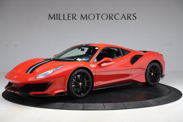 Used 2020 Ferrari 488 Pista for sale $439,900 at Rolls-Royce Motor Cars Greenwich in Greenwich CT 06830 2