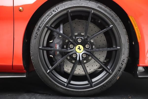 Used 2020 Ferrari 488 Pista for sale $439,900 at Rolls-Royce Motor Cars Greenwich in Greenwich CT 06830 28