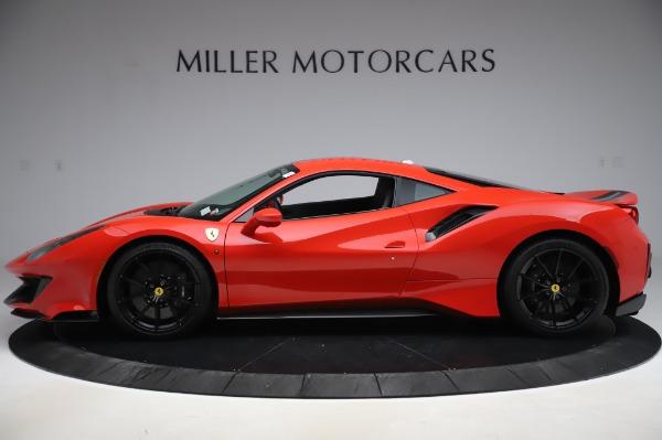 Used 2020 Ferrari 488 Pista for sale $439,900 at Rolls-Royce Motor Cars Greenwich in Greenwich CT 06830 3